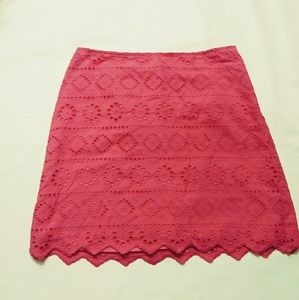 Vineyard Vines Eyelet Margo Skirt